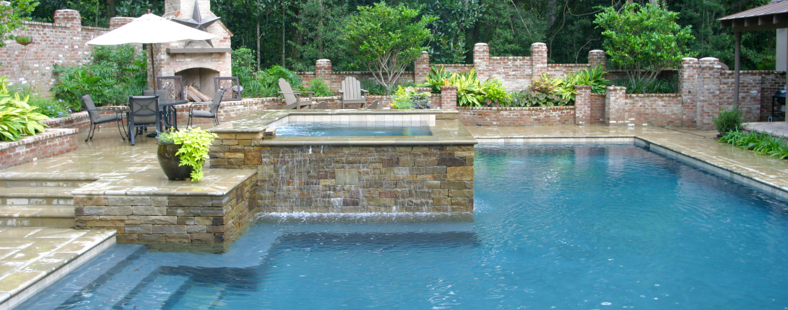 Residential Swimming Pool Landscape Design